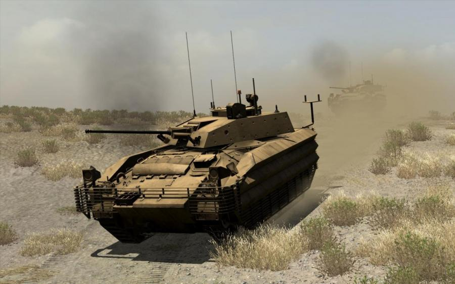 Arma 2 - British Armed Forces (DLC) Screenshot 1