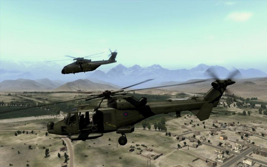 Arma 2 - British Armed Forces (DLC) Screenshot 6