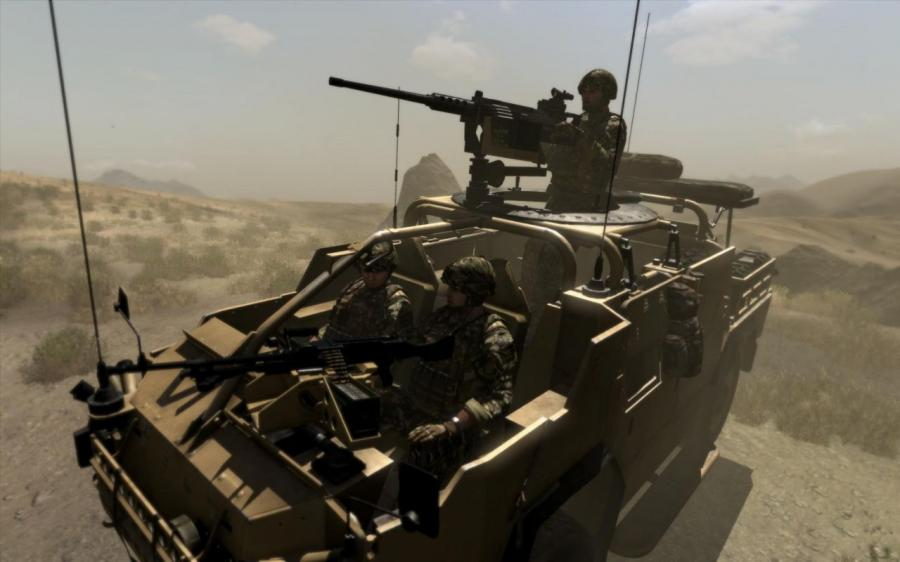 Arma 2 - British Armed Forces (DLC) Screenshot 5