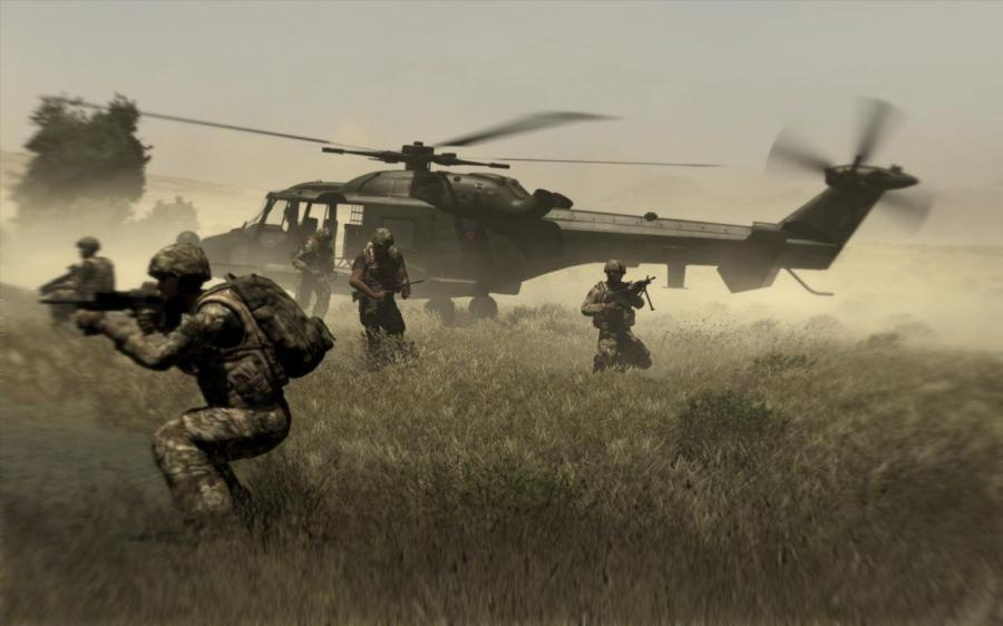 Arma 2 - British Armed Forces (DLC) Screenshot 7