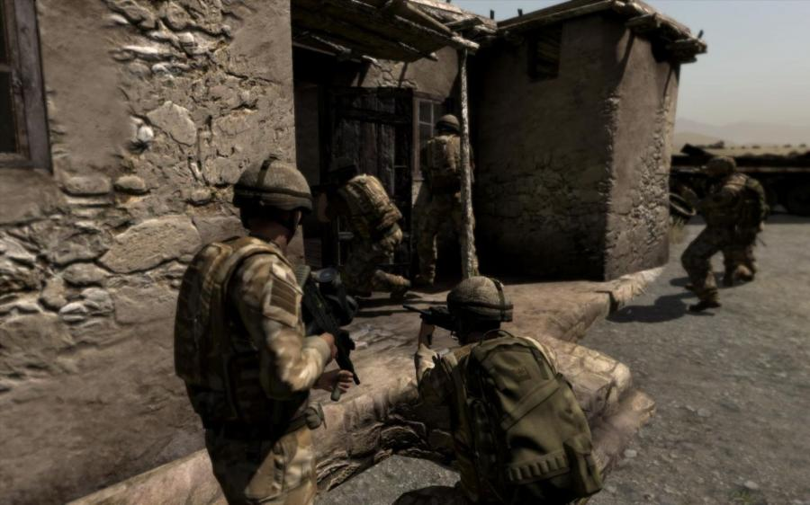Arma 2 - British Armed Forces (DLC) Screenshot 3