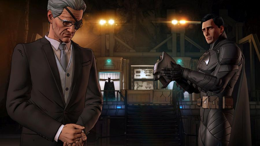 Batman - The Enemy Within - The Telltale Series Screenshot 2