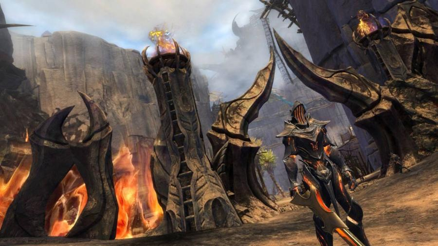 Guild Wars 2 - Path of Fire (Deluxe Edition) Screenshot 6