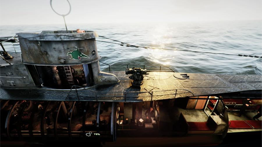 UBOOT (U-Boot Simulator WW2) Screenshot 3
