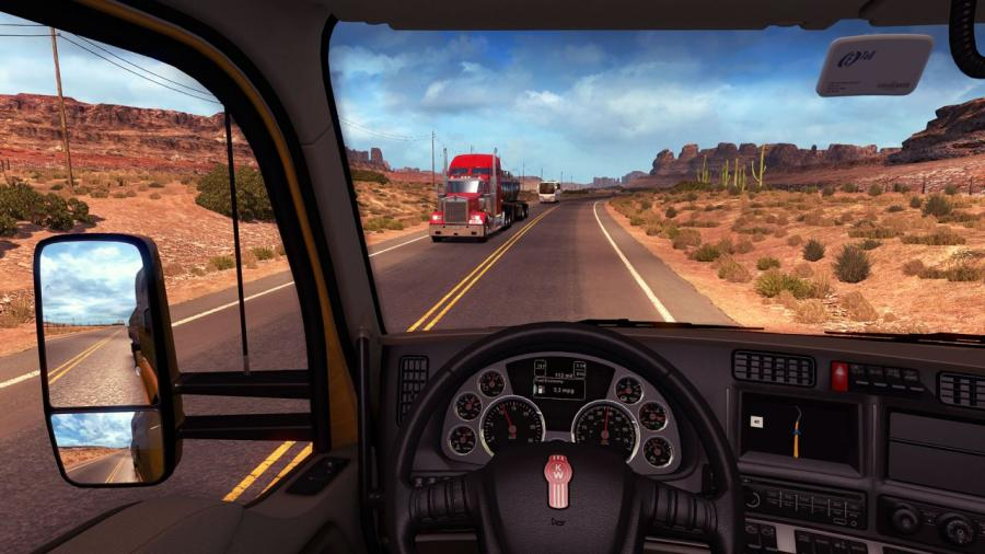 American Truck Simulator - Gold Edition Screenshot 3
