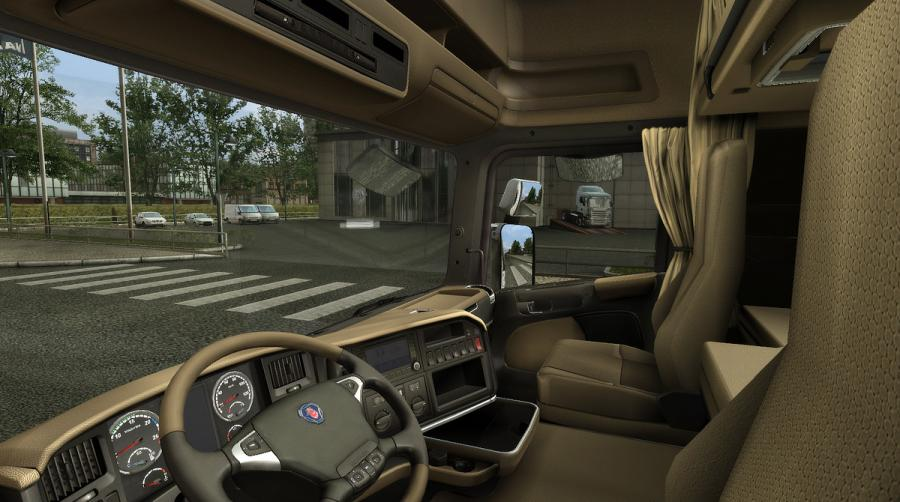 Euro Truck Simulator 2 - Heavy Cargo Edition Screenshot 1
