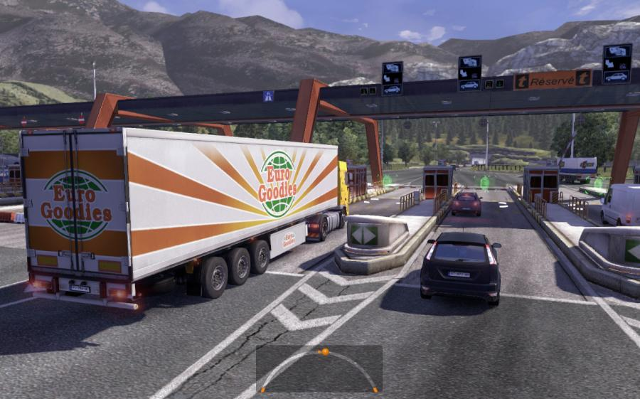 Euro Truck Simulator 2 - Heavy Cargo Edition Screenshot 5