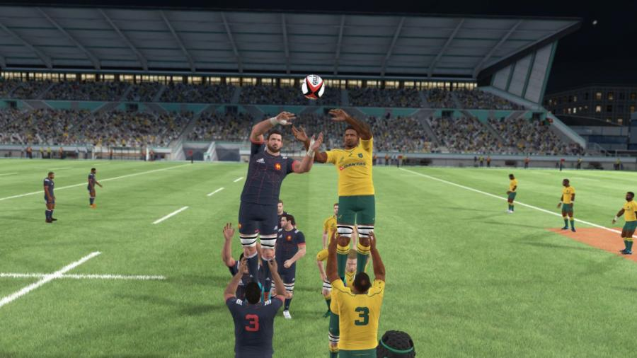 Rugby 18 Screenshot 3