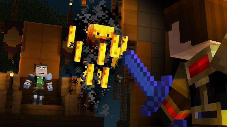 Minecraft Story Mode - A Telltale Games Series Screenshot 3