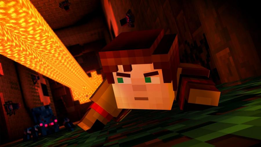 Minecraft Story Mode - A Telltale Games Series Screenshot 5