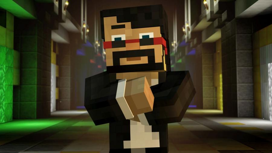 Minecraft Story Mode - Adventure Pass (DLC) Screenshot 3