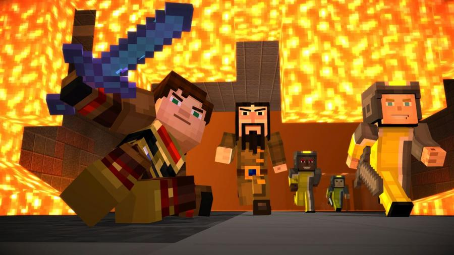 Minecraft Story Mode - Adventure Pass (DLC) Screenshot 7