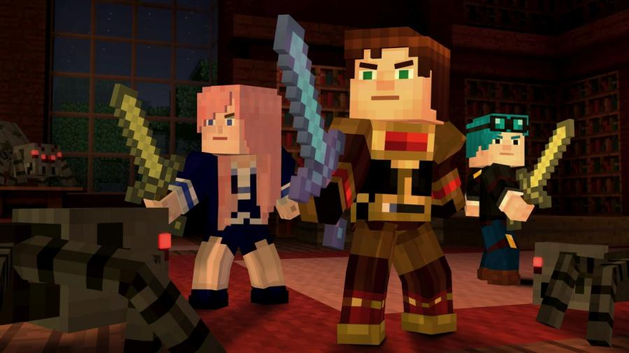 Minecraft Story Mode - Adventure Pass (DLC) Screenshot 1
