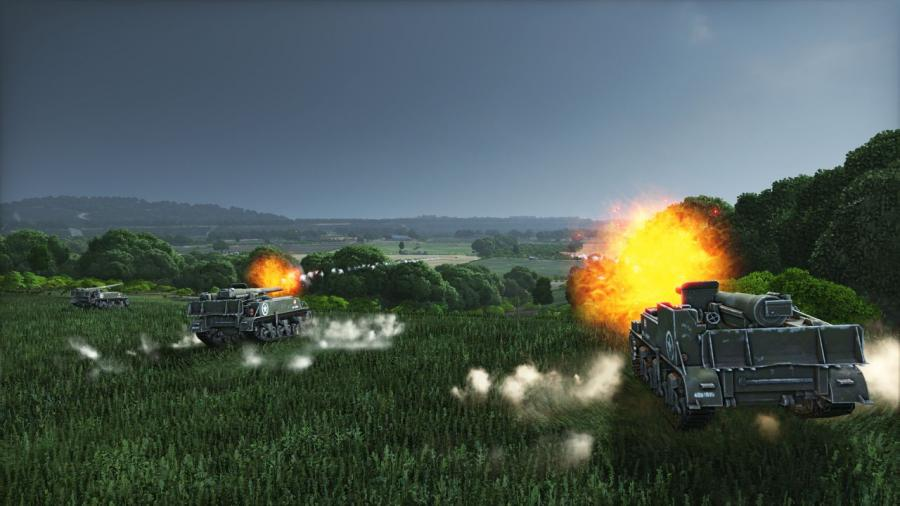 Steel Division Normandy 44 - Second Wave DLC Screenshot 4