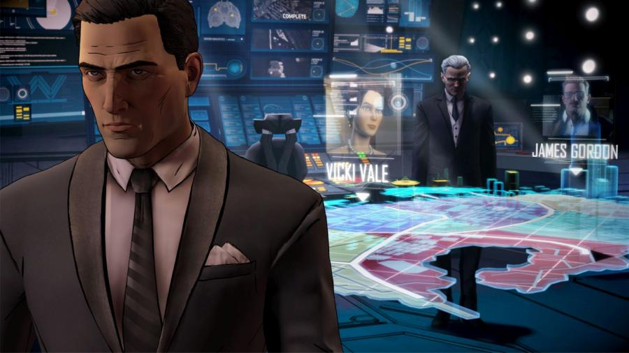 Batman - The Telltale Series Screenshot 7