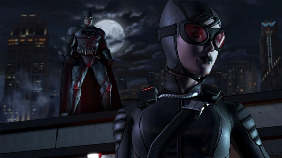 Batman - The Telltale Series Screenshot 9