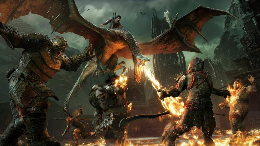 Middle-Earth - Shadow of War (Day One Edition) Screenshot 2