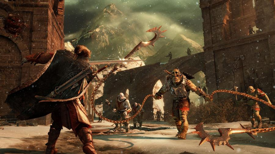 Middle-Earth Shadow of War - Xbox One Download Code Screenshot 4