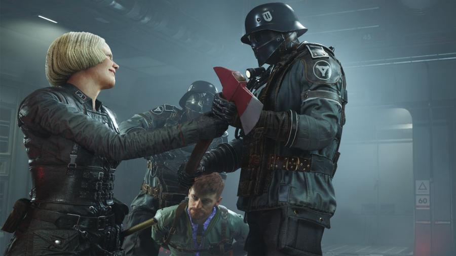 Wolfenstein 2 The New Colossus - Deluxe Edition Screenshot 1
