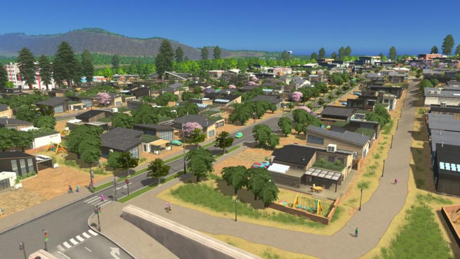 Cities Skylines - Green Cities DLC Screenshot 1