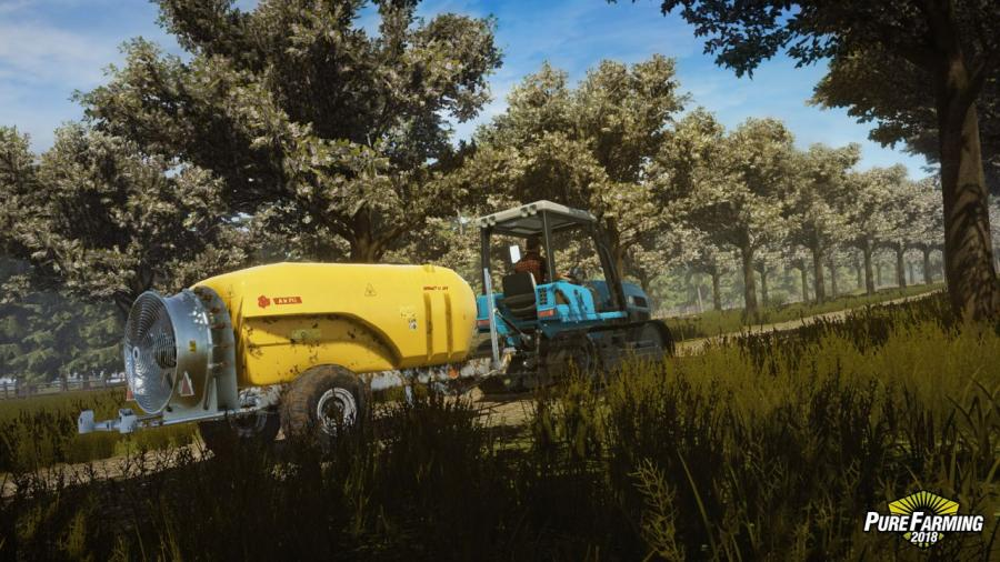 Pure Farming 2018 Screenshot 7