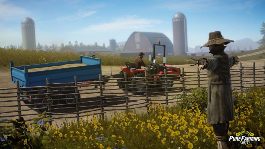 Pure Farming 2018 Screenshot 3