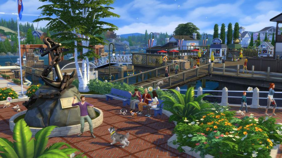 The Sims 4 + Cats & Dogs Bundle (original game + expansion) Screenshot 5