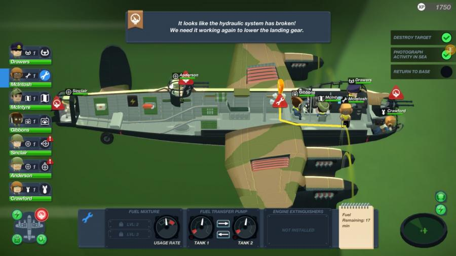 Bomber Crew Screenshot 2