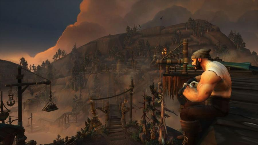 WoW - Battle for Azeroth [EU] - World of Warcraft Expansion Screenshot 2