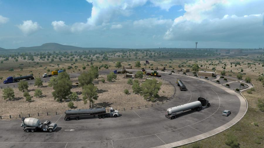 American Truck Simulator - New Mexico (DLC) Screenshot 8