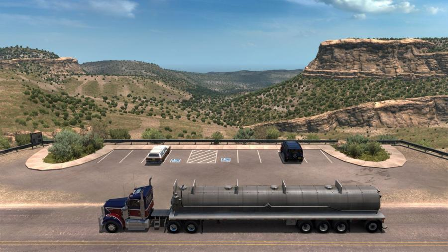 American Truck Simulator - New Mexico (DLC) Screenshot 6