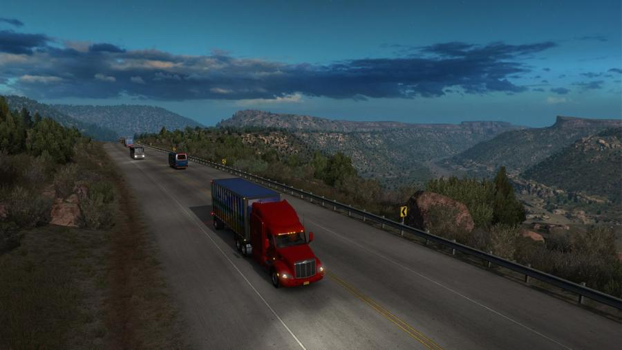 American Truck Simulator - New Mexico (DLC) Screenshot 3