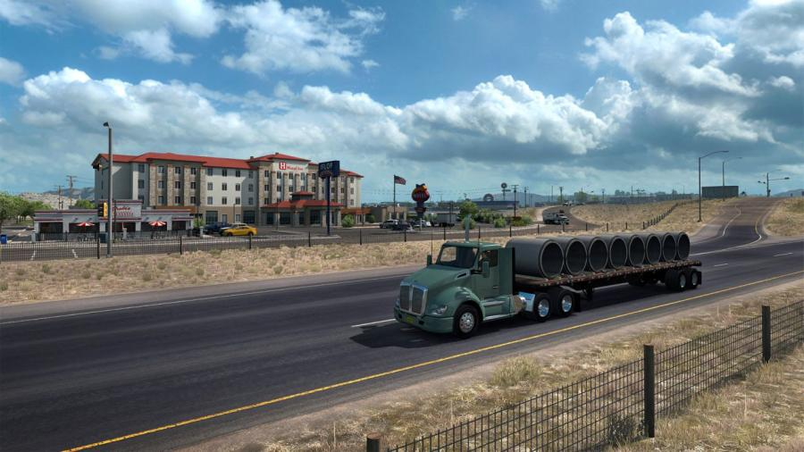 American Truck Simulator - New Mexico (DLC) Screenshot 4