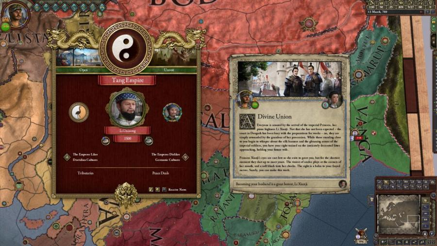 Crusader Kings II - Jade Dragon (DLC) Screenshot 4