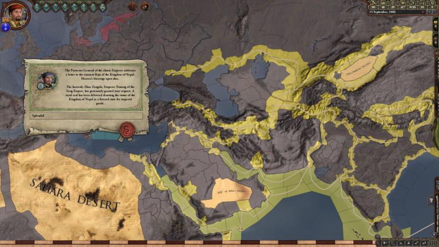 Crusader Kings II - Jade Dragon (DLC) Screenshot 5