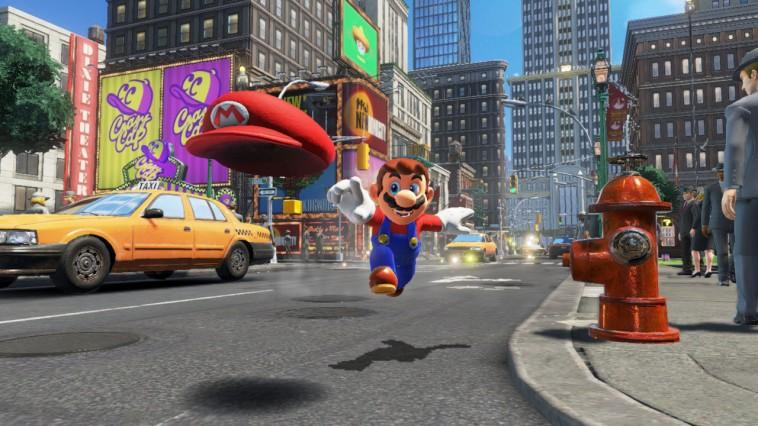 Super Mario Odyssey - Nintendo Switch Download Code Screenshot 1