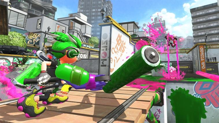 Splatoon 2 - Nintendo Switch Download Code Screenshot 3