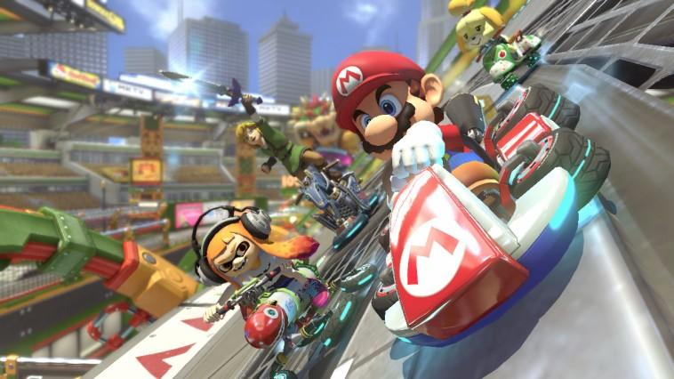 Mario Kart 8 Deluxe - Nintendo Switch Download Code Screenshot 1