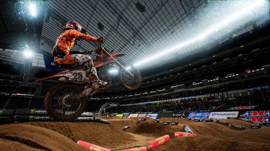 Monster Energy Supercross - The Official Videogame Screenshot 4