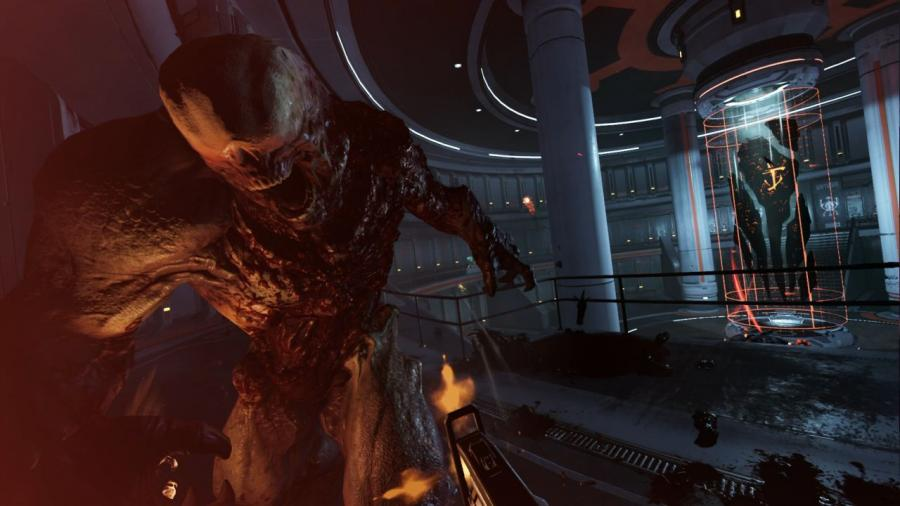 DOOM VFR Screenshot 5