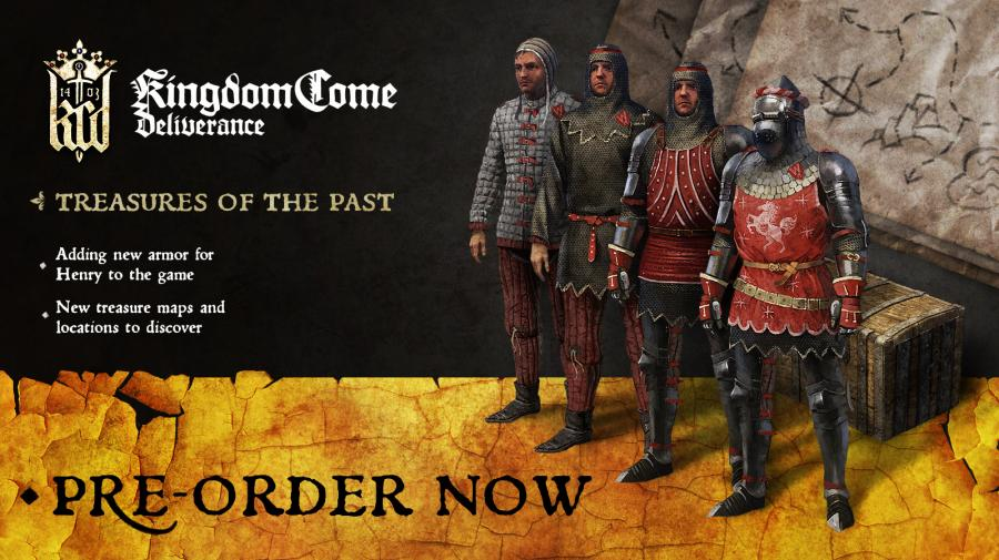 Kingdom Come: Deliverance - Special Edition Screenshot 1