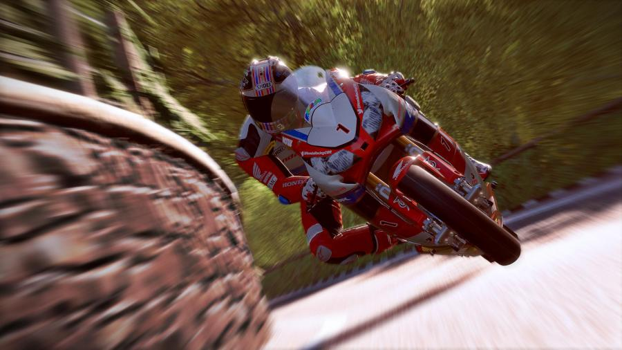 TT Isle of Man - Ride on the Edge Screenshot 2