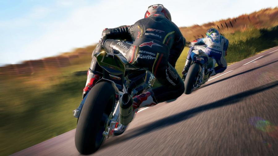 TT Isle of Man - Ride on the Edge Screenshot 4