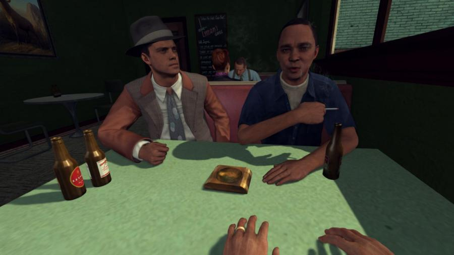 LA Noire - The VR Case Files Screenshot 6