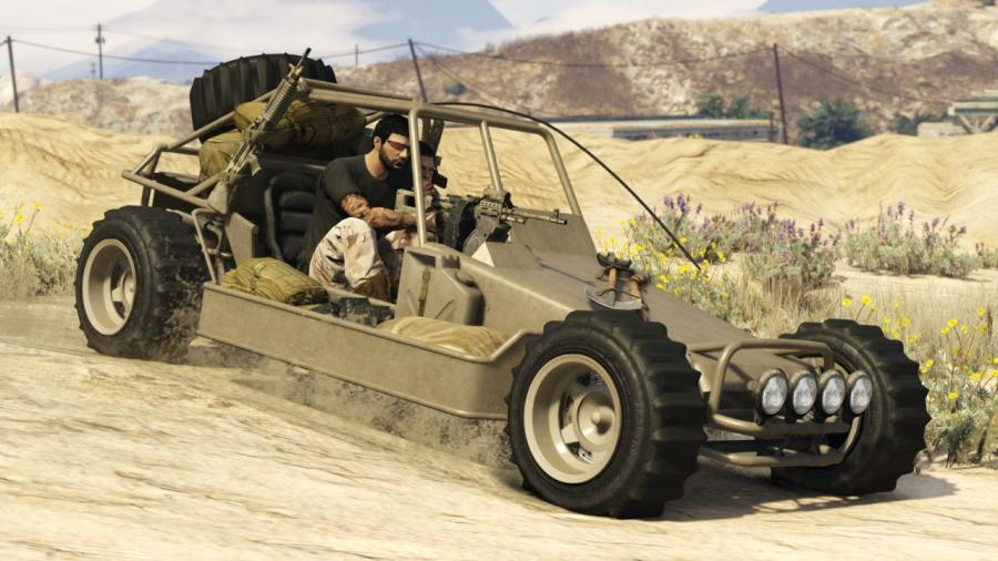 Grand Theft Auto V (GTA 5) - Criminal Enterprise Starter Pack DLC