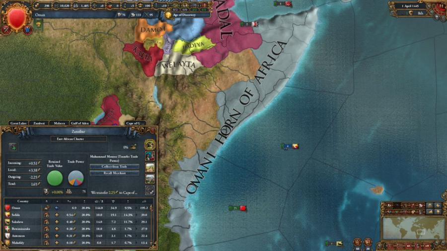 Europa Universalis IV - Cradle of Civilization Collection Screenshot 5