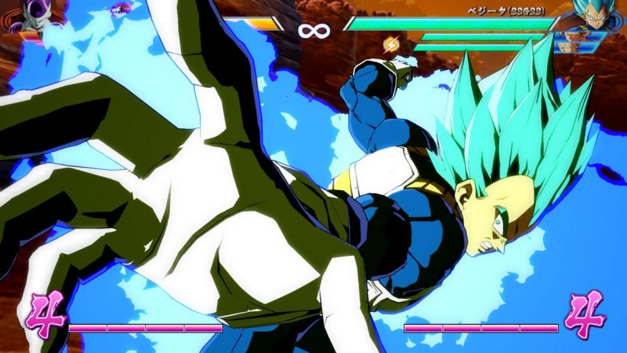 Dragon Ball FighterZ - FighterZ Edition Screenshot 4