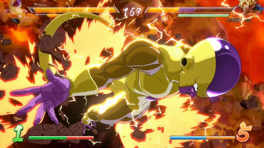 Dragon Ball FighterZ - Ultimate Edition Screenshot 5