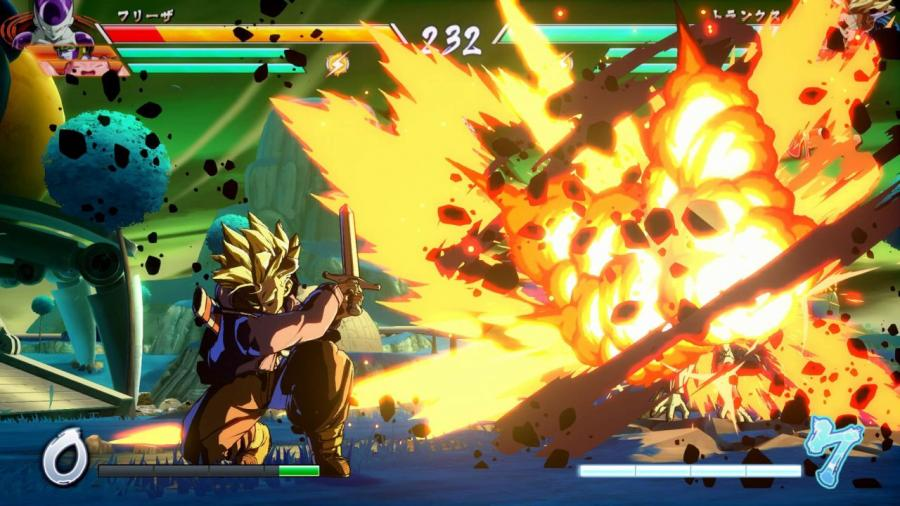 Dragon Ball FighterZ - FighterZ Pass Screenshot 9