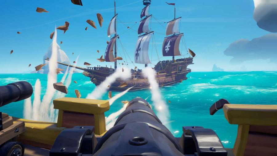 Sea of Thieves (Xbox One / Windows 10) Screenshot 4